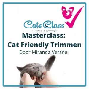 Cat Friendly trimmen